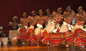 Bakisimba dance