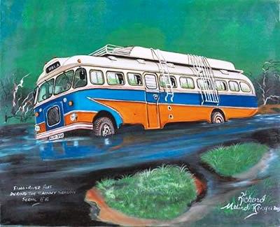 tana bus