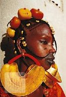 amber adornment