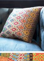 bole road heritage cushion