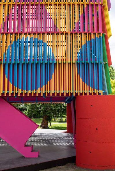 Colour Palace, Yinka