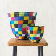 telephone wire basket bowls