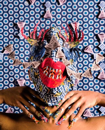 Siwa Mgoboza 'Mask' phroom
