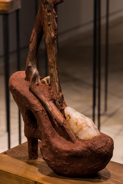 ' The Heeler', 2016, Gladstone Gallery, Mutu