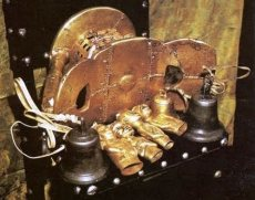 golden stool