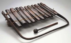 Xylophone, Mbila 19thC