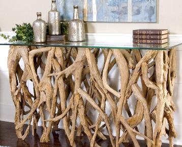 driftwood counter