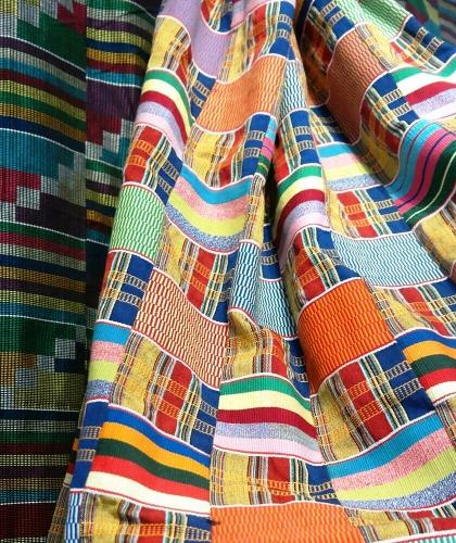 master weaver bobbo ahiagble