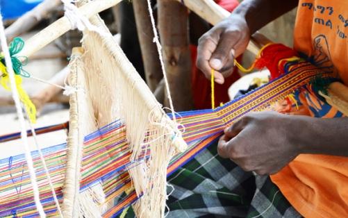 Bole Road Textiles Konso Inspiration