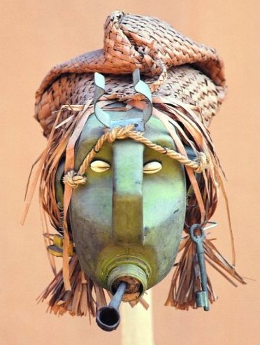 hazoume untitled mask