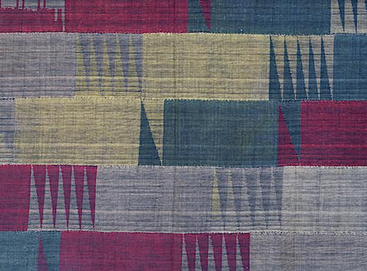 kente tapestry cloth ewe