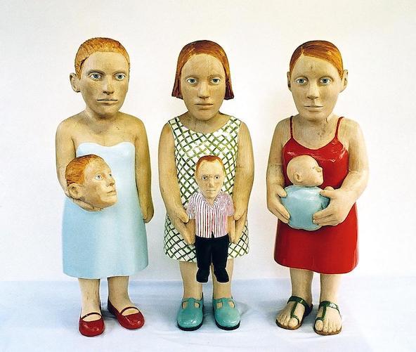 Three sisters, Schreuders