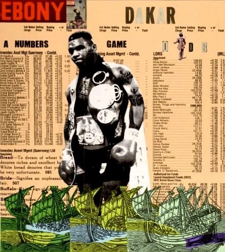Ebony Dakar donkor