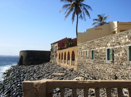 Goree Island off Dakar Senegal