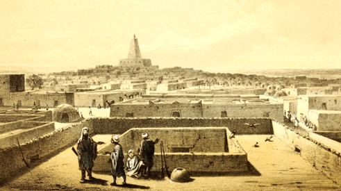 ancient timbuktu