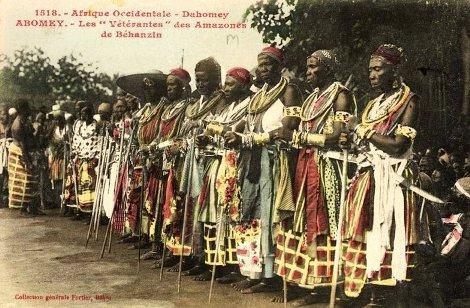 Veteran Amazones