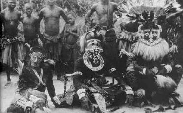Kuba masquerade