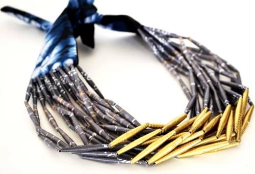 quazi design necklace