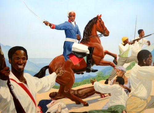 Kimathi Donkor, Toussaint L'Ouverture