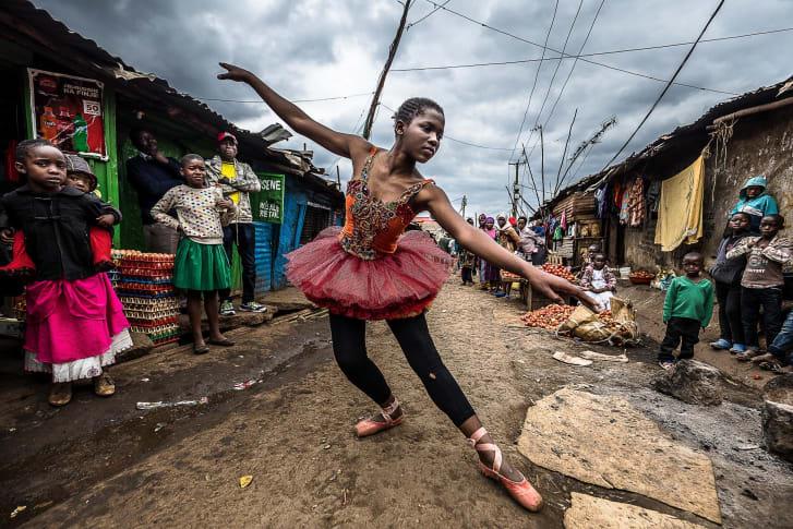 Brian Otieno, Kenya