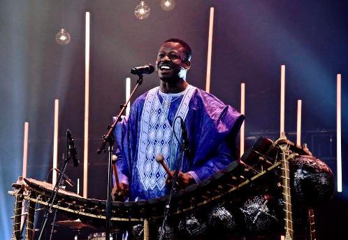 Mamadou Diabaté, balafon