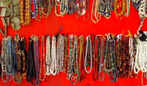 red collection st louis senegal