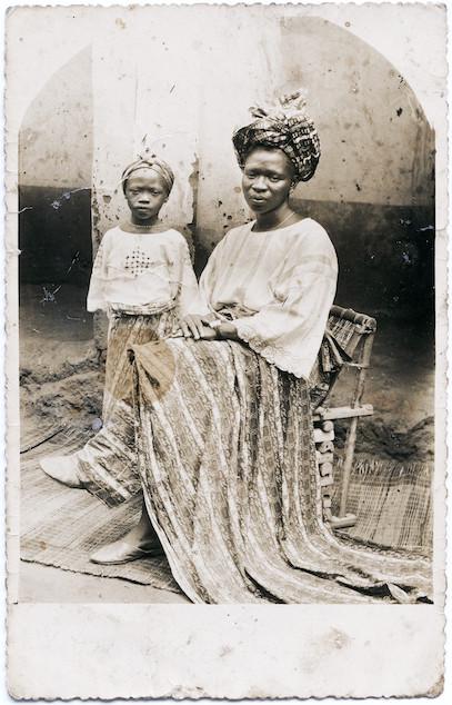 Joseph Moïse Agbojelou, vintage, Porto Novo, Benin