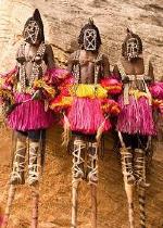 Dogon masquerade