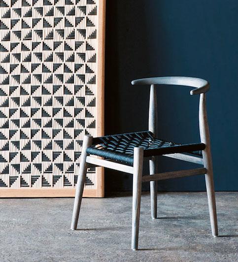 Vogel design -Nguni chair