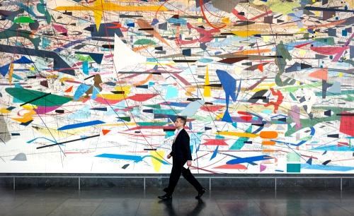 mural julie mehretu