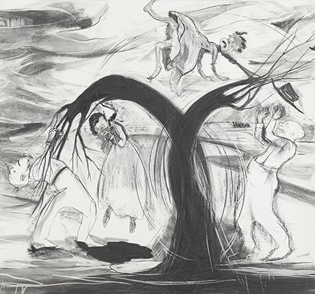 kara walker the daily constitution