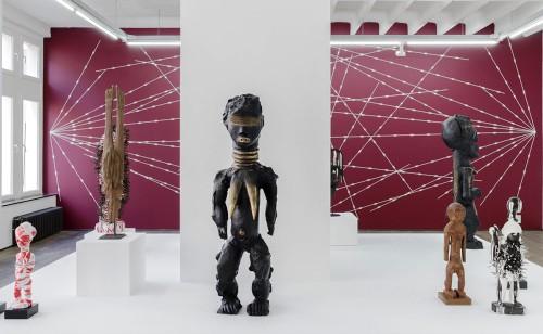 Afro Punk Exhibition, Rodolphe janssen
