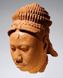 Kingdom of Ife, terracotta head