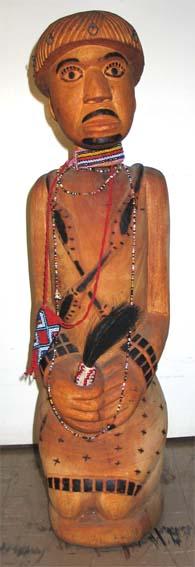 Maswanganyi figure
