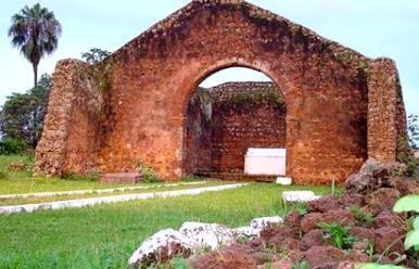 cathedral M'banza