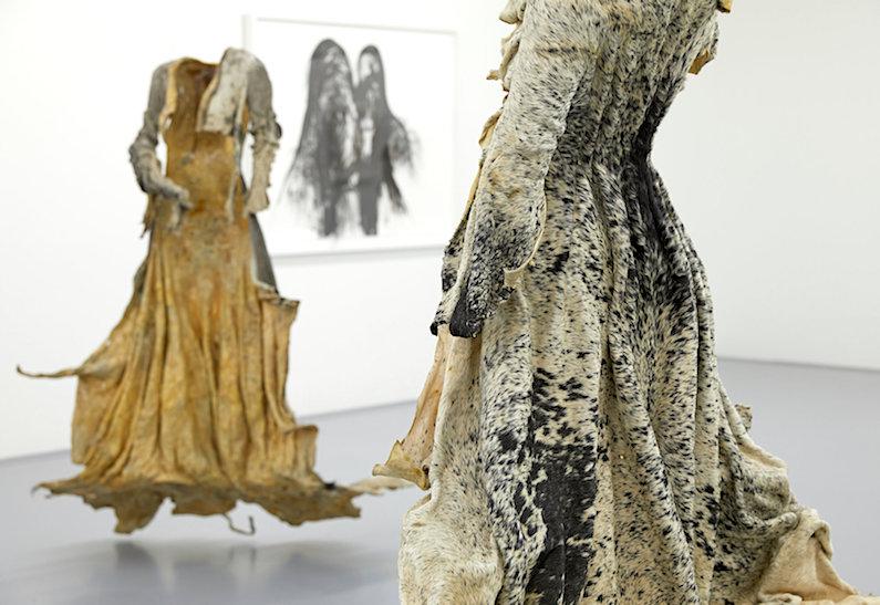 Nandipha Mntambo, 'Skin Sculpture', hide