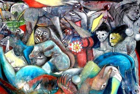 Malangatana, African contemporary