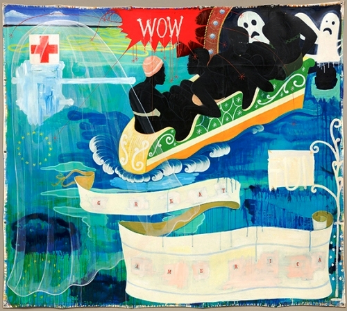 Kerry james marshall great american original