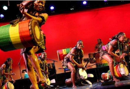 nimbaya drummers