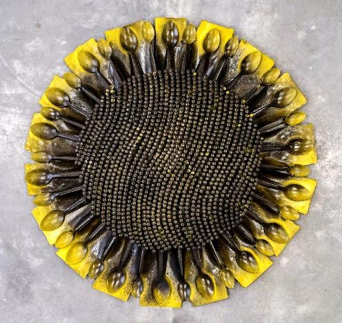 olu small sunflower