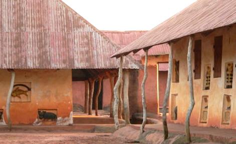 Palace of Abomey