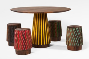 contemporary african furniture. Sefefo Peter Mabeo Contemporary African Furniture I