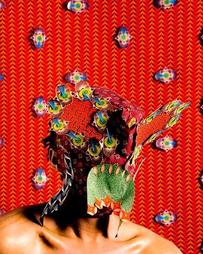'Les Etres D'Africadia Masquer-I'
