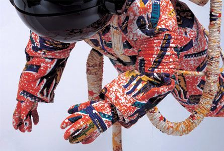 spacewalk yinka shonibare