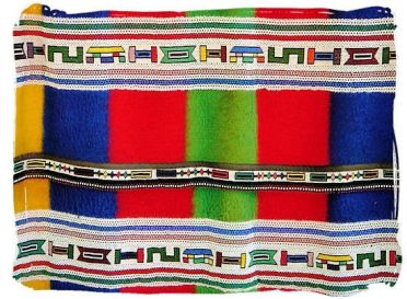 ndebele beaded blanket