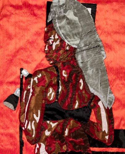 Billy Zangewa, Detail 'Morning Glory'