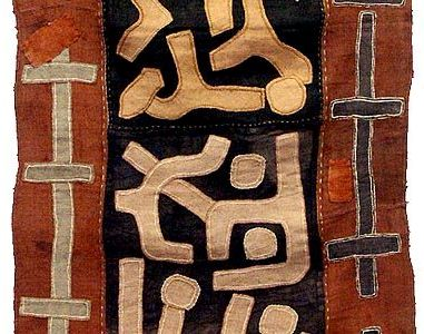 Kuba cloth, zaire