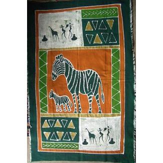 Zimbabwe Zebra Batik