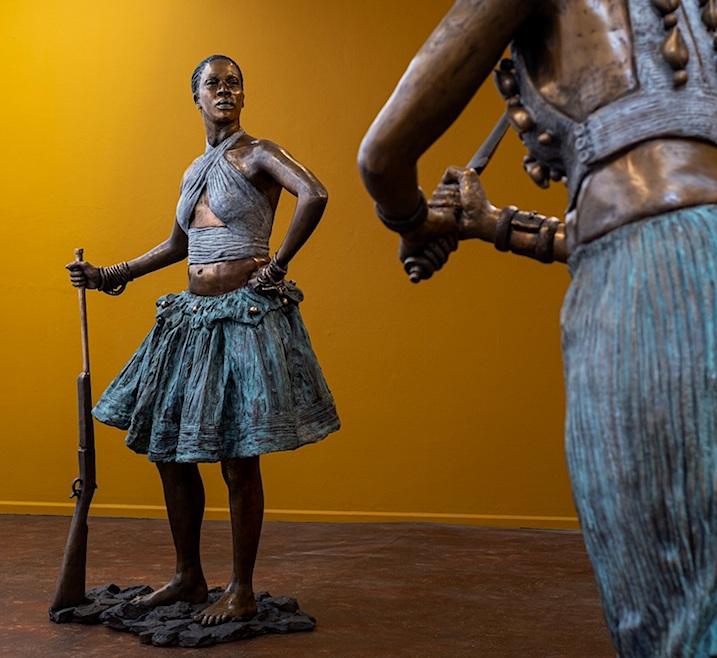 'Agoodjie' II, Nandipha Mntambo