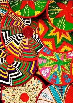 African Patterns Coloring Pages (teacher made) | 361x258